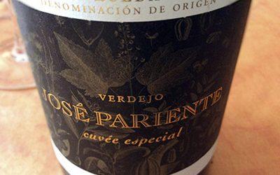 José Pariente – Verdejo Cuveé Especial (2013)