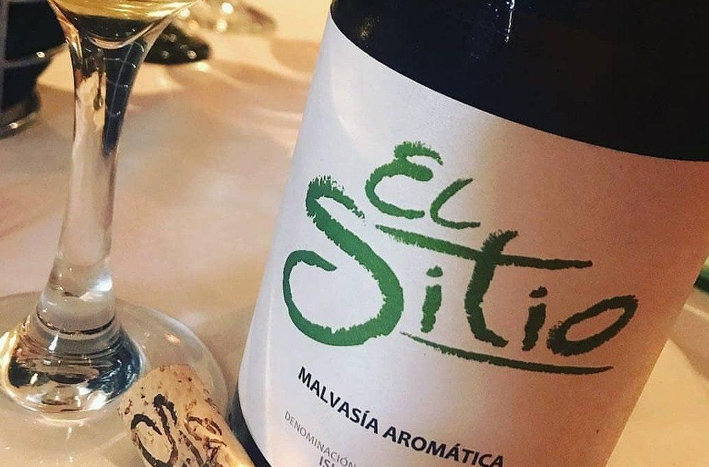 La Guía Gourmet otorga más de 90 puntos al Malvasía Aromática de Bodegas El Sitio